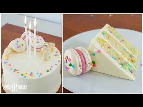 BIRTHDAY CAKE recipe With Simple & Stunning Decoration Ideas
