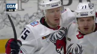 Daily KHL Update - October 19th, 2018 (English)