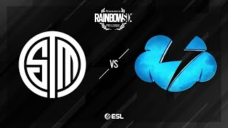 TSM vs. Tempo Storm - Kafe - Rainbow Six Pro League - Season XI - NA