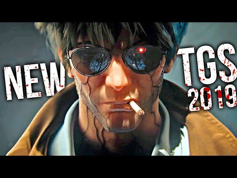 10 NEW Things Announced at Tokyo Games Show 2019