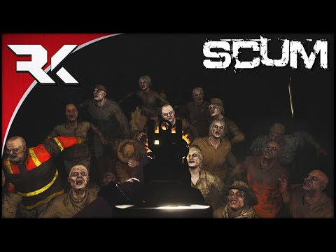 Scum - BEST UPDATE YET! All is Revealed Here! How Creepy Is This!? #scum