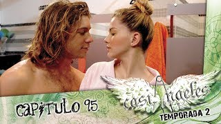 Casi Angeles Temporada 2 Capitulo 95 ROCK AND ROLL