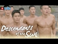 Descendants of the Sun - EP3 | Shirtless Soldier Morning Workout [Eng Sub]