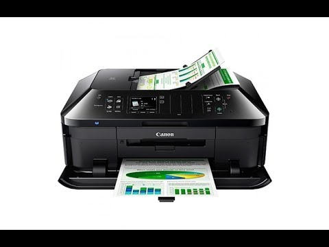Canon Pixma MX925 - Multifunktionsdrucker Review deutsch | CHIP