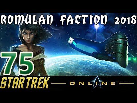 Lets Play Star Trek Online Romulan Faction 2018 75