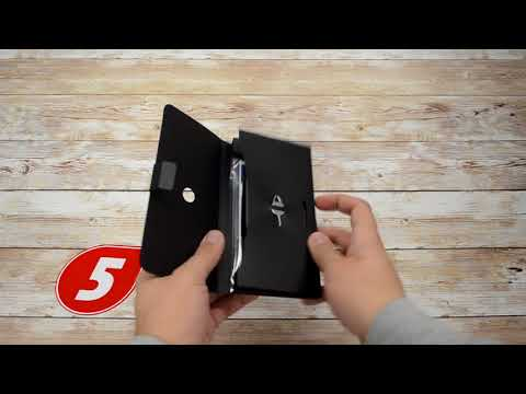 Распаковка Смартфон Samsung Galaxy S9+ SM G965F