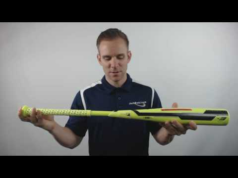 2017 Rawlings Quatro BBCOR Baseball Bat: BB7Q4