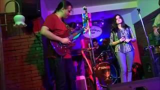 Krosswindz perform Night Ride home by Joni Mitchel - tukiguitarman