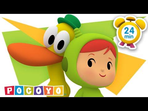 Pocoyo 60 minuti di cartone animato educativo per i bambini 📖 [6