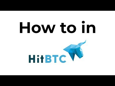 HitBTC Guide: How to join the Dentacoin ICO