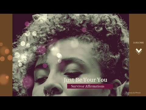 Just Be Your YOU (video)
