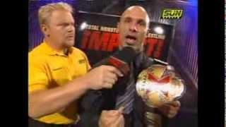 Christopher Daniels Promo (Unbreakable)