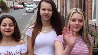 "Gypsy Hairspray: 3 Cheeky Girls ""Music Video"""