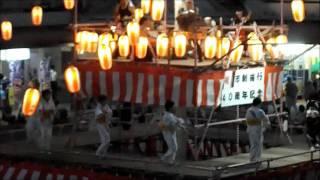 北坂戸団地の盆踊り