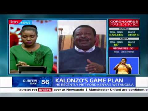 Kalonzo's declaration of readiness to sign pact with Jubilee proves to be difficult