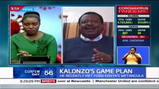 Kalonzo\'s declaration of readiness to sign pact with Jubilee proves to be difficult