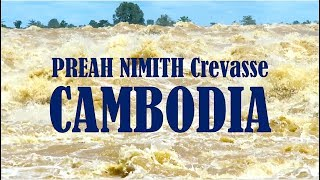 Preah Nimith Crevasse at Preah Vihear & Stung Treng Province | Tourist Attraction in Cambodia, Asia