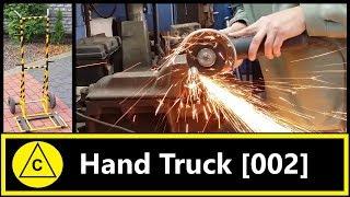 Hand Truck - Homemade