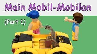 8800 Gambar Kartun Bermain Mobil-mobilan HD