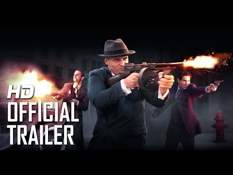 Gangster Land (Trailer)