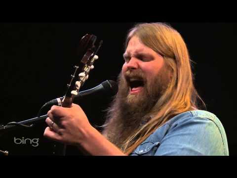 Chris Stapleton - Sometimes I Cry (Bing Lounge)