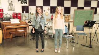 "Megan  Liz, ""Are You Happy Now?"" Official Music Video by Megan and Liz"