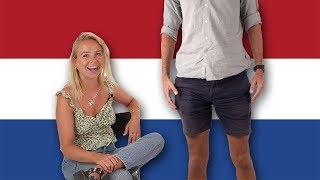 TRUTH or MYTH: Dutch React to Stereotypes