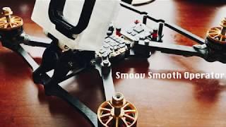 BUILD LOG | Smoov Smooth Operator - First Flight | FPV RAW GoPro