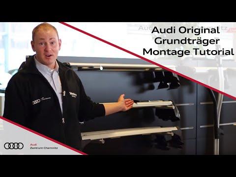 Audi Grundträger - Montage Tutorial