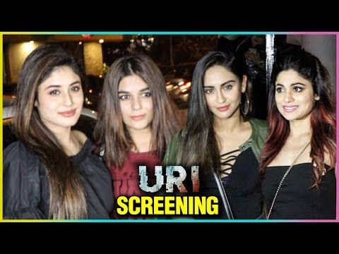 Krystle D'souza, Kritika Kamra And Shamita Shetty