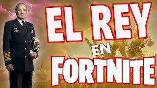 EL REY JUGANDO A FORTNITE (PARODIA) JUAN CARLOS I