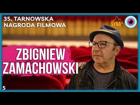 35. Tarnowska Nagroda Filmowa - rozmowy| Zbigniew Zamachowski #5