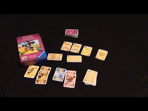 Jeremy Reviews It... - Broom Service: The Card Game