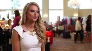 Grace Levy Great Britain Miss Universe 2014 Official Interview
