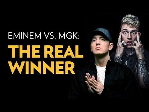 Eminem Vs. MGK: The Real Winner | The Breakdown