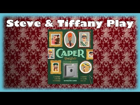 Steve & Tiffany Learn & Play: Caper