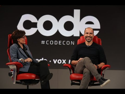 Interview with Uber CEO Dara Khosrowshahi