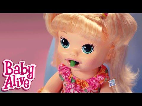 Baby Alive Sara Comiditas Divertidas 1 700 00 En