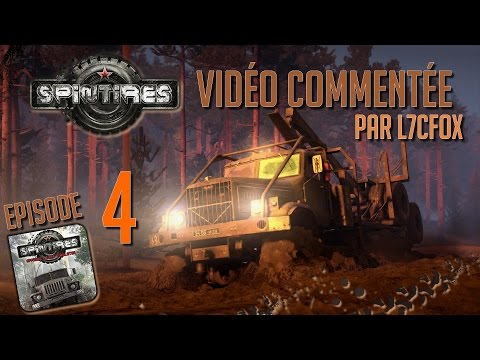 SPINTIRES Camions Tout-Terrain Simulator PC