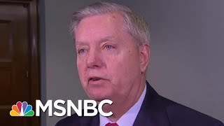 Hypocrisy: Watch Graham Own Himself While Pandering To Trump | The Beat With Ari Melber | MSNBC