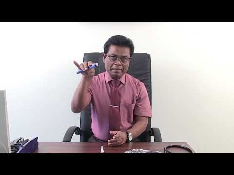 Diabetes Mellitus Basic Introduction (Sinhala)