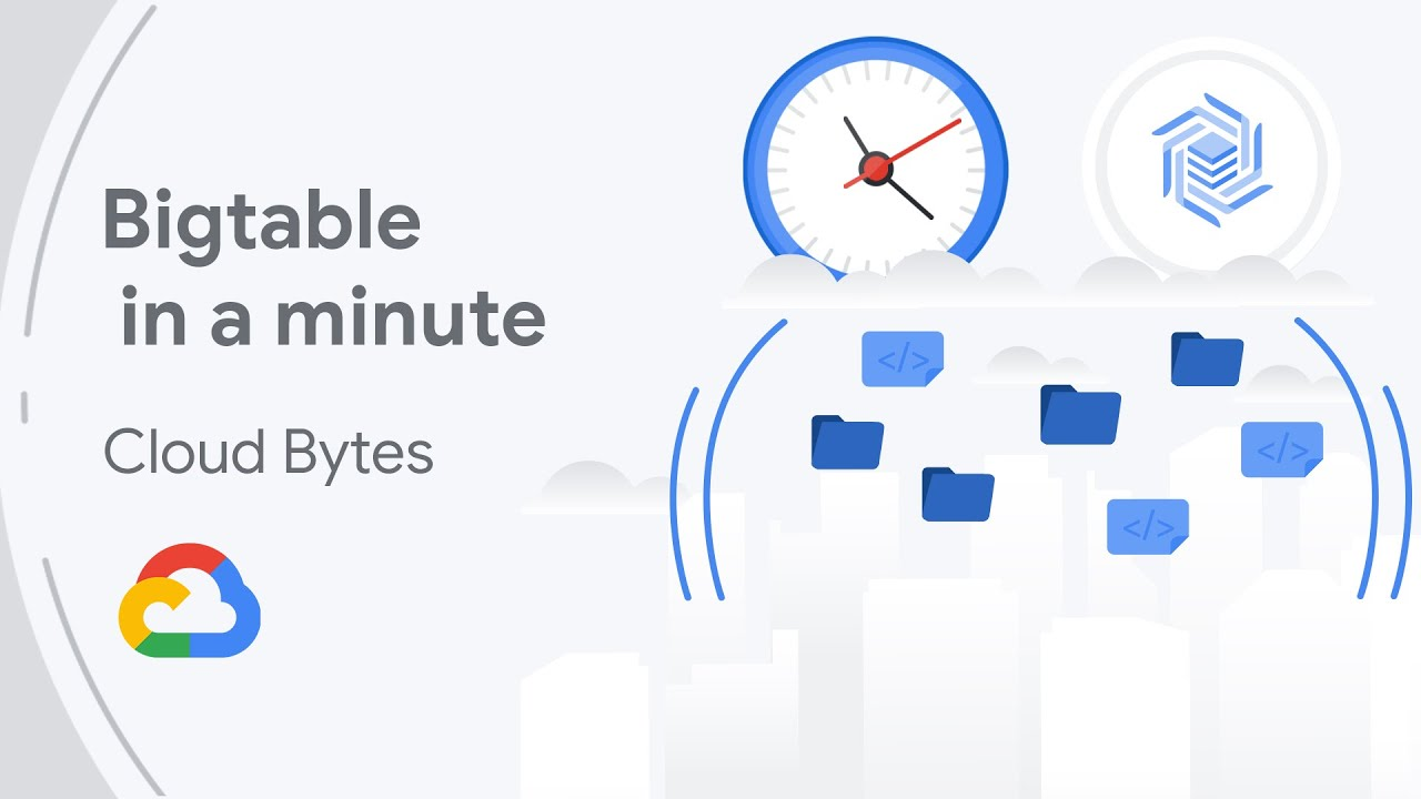 Cloud Bigtable is a fully managed, scalable NoSQL database service for large analytical and operational workloads. In this video, you'll learn what Bigtable is and how this key-value store supports high read and write throughput, while maintaining low latency.