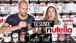 """""""Gesunde"""" NUTELLA Alternativen im großen TASTE TEST"""