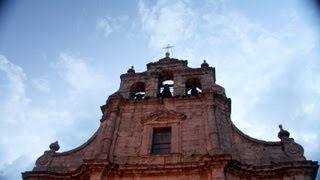 preview picture of video 'Historic Churches of Mussomeli, Sicily'