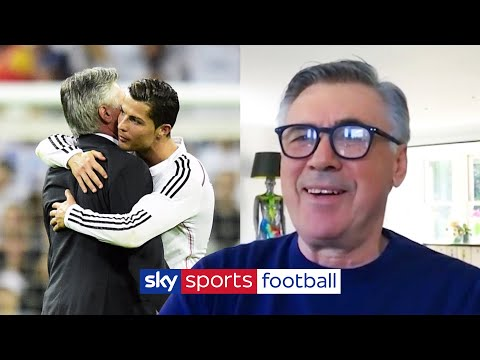 Carlo Ancelotti reveals what it is like to manage Cristiano Ronaldo | Jamie Carragher interview