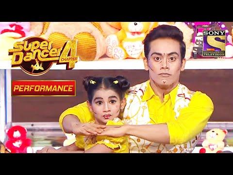 Anshika और Aryan ने दिया Magical Performance | Super Dancer 4 | सुपर डांसर 4