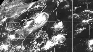 台風15号の記録2013