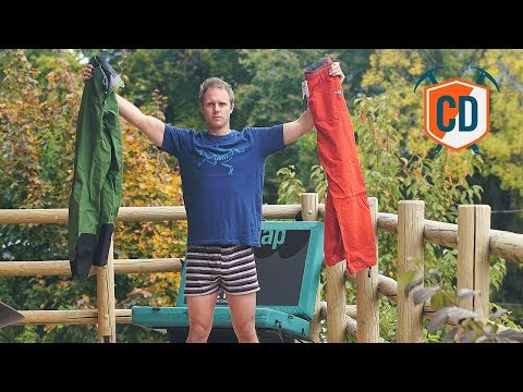 This Is Why You Need Climbing Trousers | Climbing Daily Ep.1026