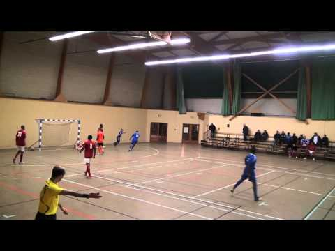 Diamant Futsal vs AS La Courneuve Futsal