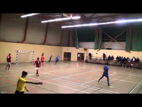 Diamant Futsal vs AS La Courneuve Futsal